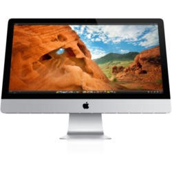 "A1 APPLE iMac 27"" 3.2GHz quad core Intel Core i5 8GB 2x4GB 1TB NVIDIA GT675MX 1GB"