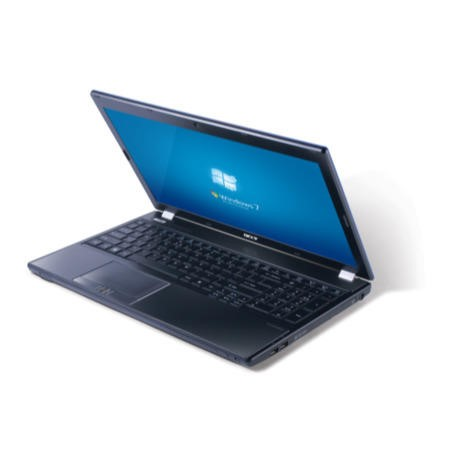 Refurbished Grade A1 Acer Travelmate 5760 Core i5 Windows 7 Pro Laptop in Black