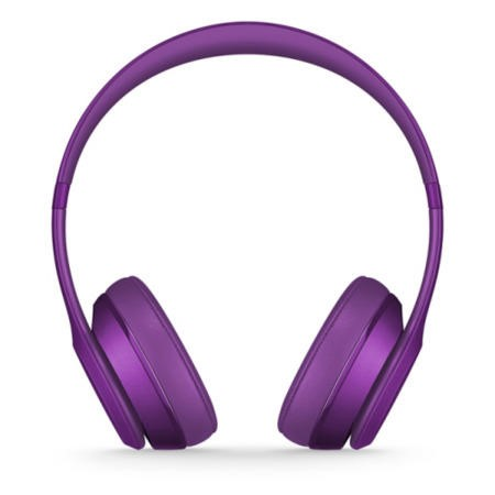 Beats Solo2 On-Ear Headphones Royal Collection - Imperial Violet