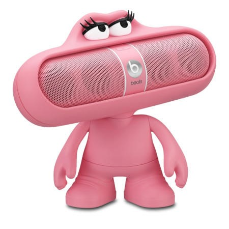 Beats Pill Dude - Pink