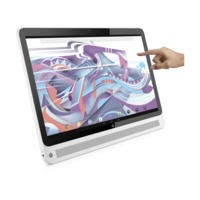 "Refurbished HP Slate 17-l000na Celeron N2807 1.58GHz 2GB 32GB SSD 17.3"" Touchscreen All In One"