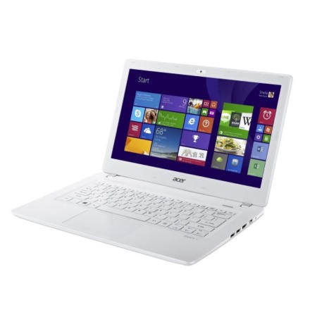 GRADE A1 - As new but box opened - Acer Aspire V3-331 4GB 1TB 13.3 inch Windows 8.1 Laptop in White