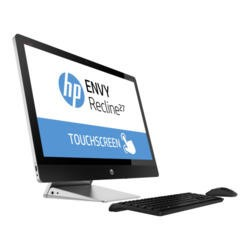 Refurbished Grade A1 HP Envy Recline 27-k210na Core i7 8GB 1TB 27 inch Full HD Touchscreen All In One Desktop PC