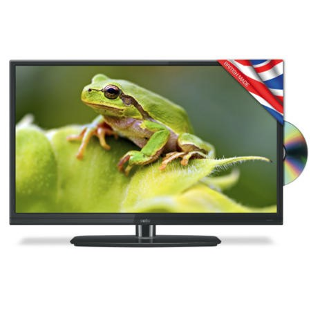 Ex Display - As new but box opened - Cello C22230F 22 Inch Freeview LED TV with Built-in DVD Player