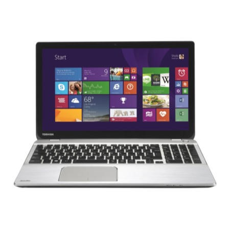 Refurbished Grade A1 Toshiba Satellite P50t-B-113 Core i7 8GB 1TB Blu-Ray 15.6 inch Touchscreen Laptop