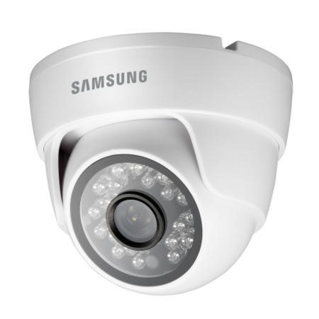 Samsung 700TVL High Resolution Indoor Dome CCTV Camera with 8m Night Vision