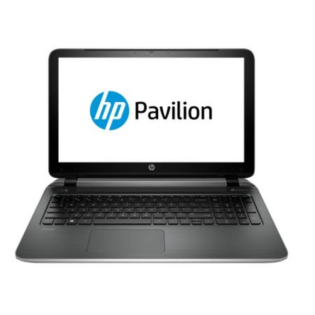 Refurbished Grade A2 HP Pavilion 15-p047na Quad Core 8GB 1TB 15.6 inch Windows 8.1 Laptop in Silver