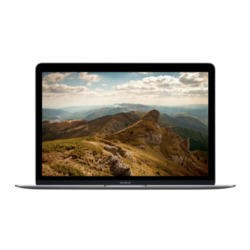 New Apple MacBook 8GB 256GB SSD 12 inch Retina OS X 10.10 Yosemite Laptop in Space Grey
