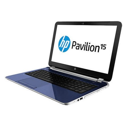 "A3 Refurbished HP Pavilion 15-n248sa Blue - Pentium N3520 Quad Core 8GB 1TB 15.6"" HD LED Windows 8.1 DVDSM Laptop"