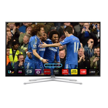 GRADE A2 - Light cosmetic damage - Samsung UE40H6400 40 Inch Smart 3D LED TV
