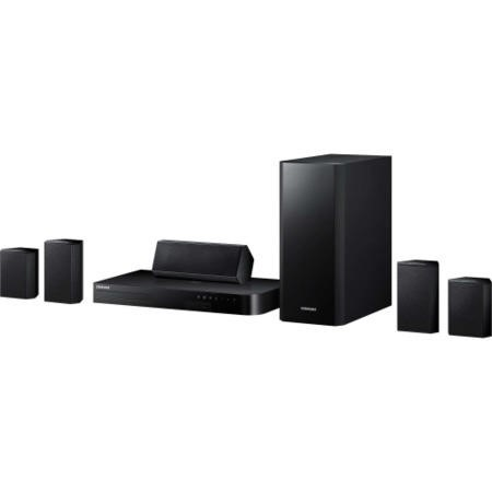 GRADE A2 - Light cosmetic damage - Samsung HT-H5500 5.1ch 3D Blu-ray Home Theatre System