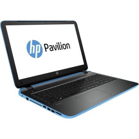 Refurbished Grade A1 HP Pavilion 15-p025na 4th Gen Core i5 4GB 1TB Windows 8.1 Laptop in Blue & Grey