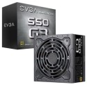 220-G3-0550-Y3 EVGA G3 550W 80 Plus Gold Fully Modular Power Supply
