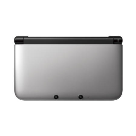 Nintendo 3DS XL Handheld Console - Silver and Black