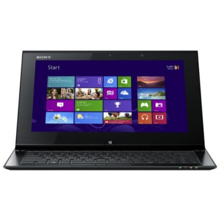 A2 Sony VAIO Duo 11 Core i5 4GB 128GB SSD Windows 8 Hybrid Ultrabook Tablet