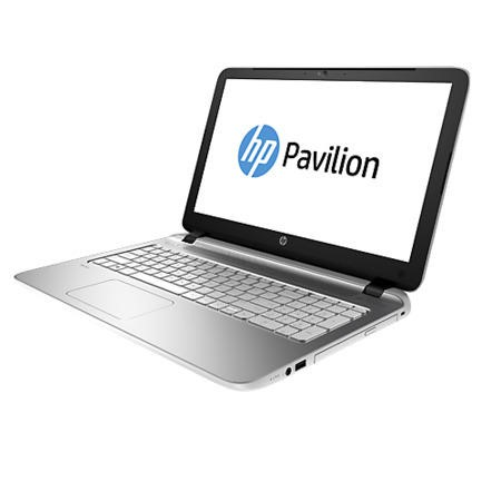 Refurbished Grade A1 HP Pavilion 15-p221na Core i5 8GB 1TB 15.6 inch Windows 8.1 Laptop in White
