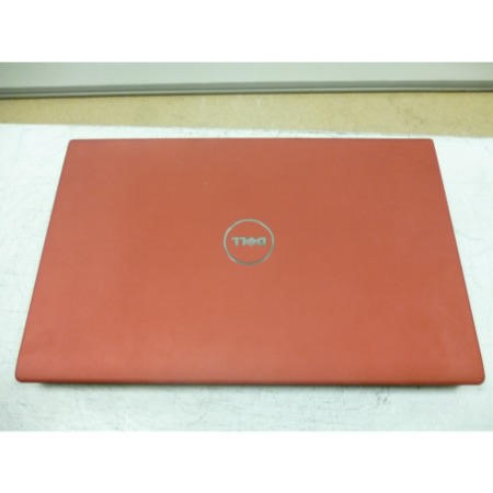 Preowned T2 Dell 1558 1558-H0B8DN1 - Red Lid/Grey Body