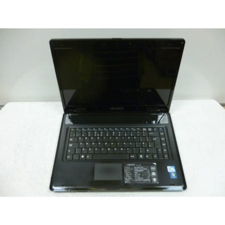 "Preowned T2 Advent Roma 2000 Celron 15.6"" Laptop"