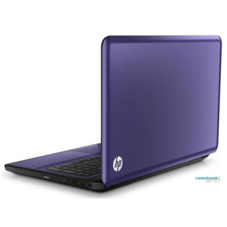 Preowned T2 HP G62 WY958EA- Black/Purple