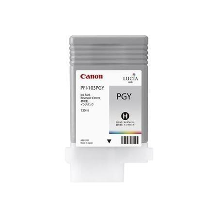 CANON PFI103PGY PHOTO GREY INK