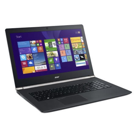 GRADE A1 - As new but box opened - Acer Aspire VN7-791G Black Edition Core i7-4710HQ 16GB 256GB SSD 17.3 inch Full HD Entertainment/Gaming Laptop