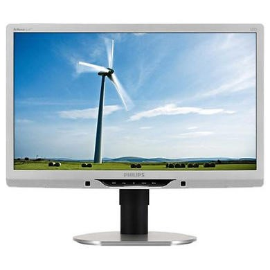"Philips 221B3LPCS/02 21.5"" LED 1920x1080 VGA DVI 2xUSB Height Adjust Pivot Speakers Black"