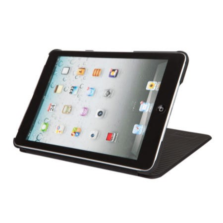 STM Bags Grip Case with Kickstand for iPad Mini - Black