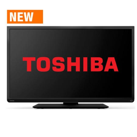 Ex Display - As New - Toshiba 40L1333B 40 Inch Freeview LED TV