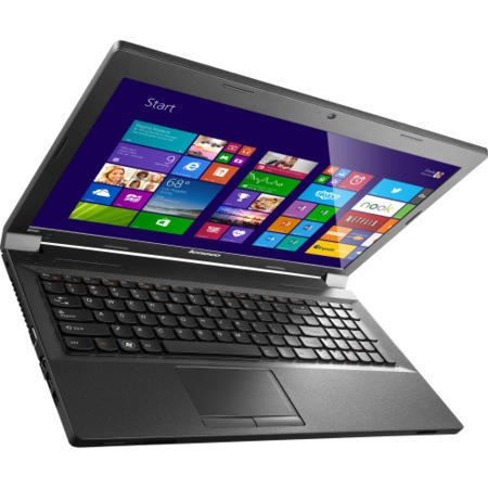 GRADE A1 - As new but box opened - Lenovo Essential B590 Core i3 4GB 500GB Windows 7 Pro / Windows 8.1 Pro Laptop