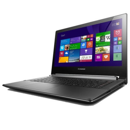 Refurbished Grade A1 Lenovo Flex 2-14 6GB 1TB 14 inch Full HD Convertible Touchscreen Laptop