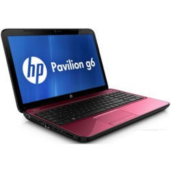Refurbished Grade A3 HP Pavilion g6-2261sa Pentium Dual Core 6GB 750GB Windows 8 Laptop in Red