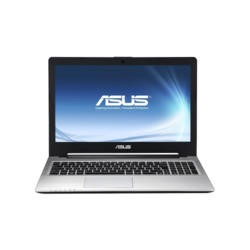 Refurbished Grade A1 Asus S56CA Core i5 4GB 500GB 15.6 inch Windows 8 Laptop in Black & Silver