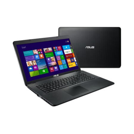Refurbished Grade A1 Asus X751LA 17.3 Inch HD Core i3 6GB 1TB DVDRW Windows 8.1 Laptop in Black