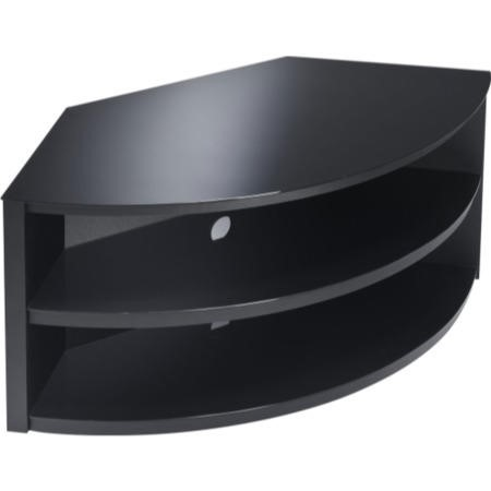 Elite Angolo F El Ang3742 Bk Black Tv Stand Up To 42 Inch