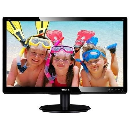 "Philips 226V4LAB/00 21.5"" Full HD Monitor"