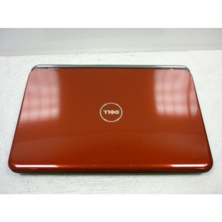 Preowned T3 Dell 5010 5010-5970 - Red/Grey Laptop