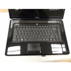 Preowned T2 Dell inspiron 1545 1545-9K68DL1 Windows 7 Laptop in Black