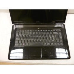 Preowned T3 Dell Inspiron 1545 PPHL 1545-8225 Laptop in Black with Purple Lid