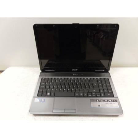 Preowned T2 Acer Aspire S332 LX.PGW02.002 Windows 7 Laptop in Black & Silver