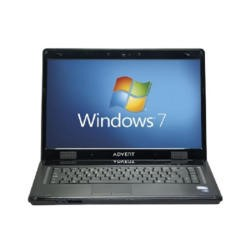 Preowned T3 Advent Roma 4001 - Laptop in Black