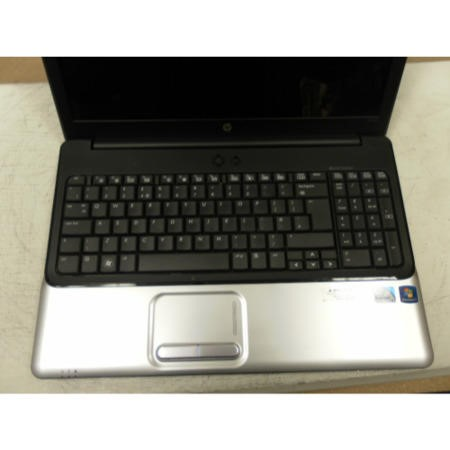Preowned T1 HP G61 VY441EA Windows 7 Laptop in Black