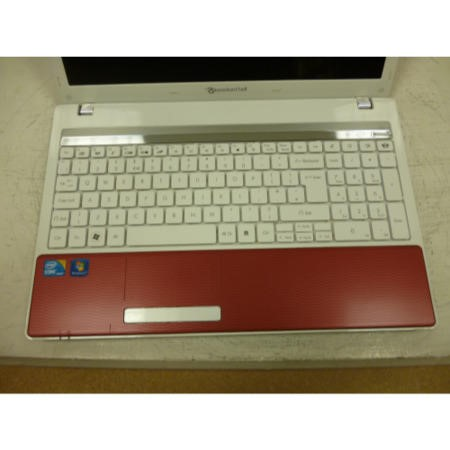Preowned T3 Packard Bell Easynote TJ65 LX.BFG02.035 - Laptop Red Lid/Black Body
