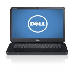 Preowned T2 Dell Inspiron 1545-CHF41K1 Windows 7 Laptop in Black