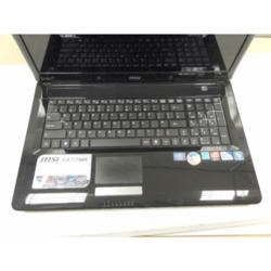 Preowned T2 MSI ms-1737 CX705MX 17.3 inch Windows 7 Laptop
