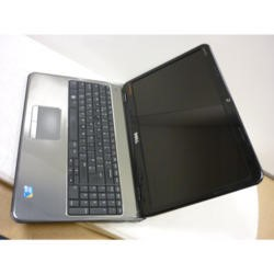 "Grade T2  Dell NS010 Grey Red Lid Core i3 M350 2.3GHz 3GB DDR3 320GB 15.6"" Win7 HP 64-Bit HDMI"