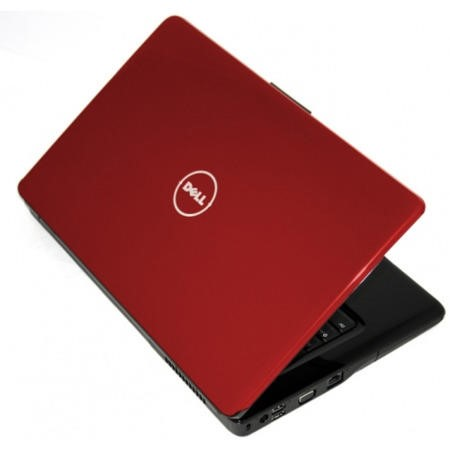 Preowned T2 Dell Inspiron 1545 1545-0895- Red/Black