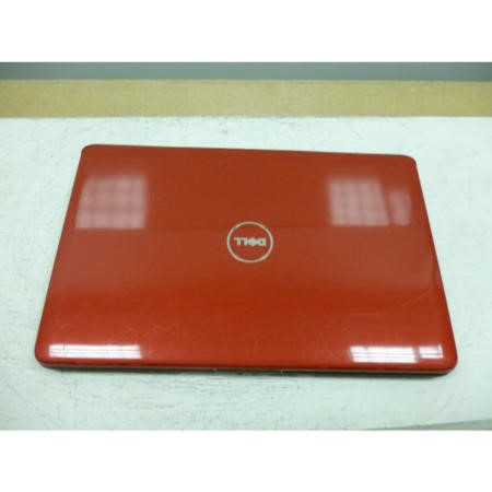 Preowned T3 dell 1545 1545-2TR34N1 Laptop in Red/Black