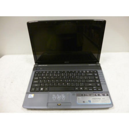 Preowned T2 Acer Aspire 4736 LX.PC40C.010 Laptop in Blue