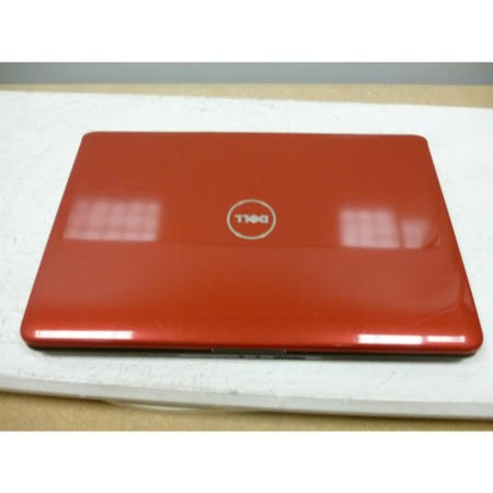 Preowned T3 Dell Inspiron 1545 1545-088 Laptop - Red Lid
