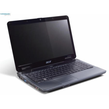 Preowned T2 Acer Aspire 5732z LX.PM202.072- Black/Grey Laptop